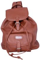 Leatherbay Single Pocket Backpack