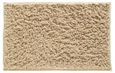 """InterDesign Fuzi Solid Bath Rug (34""""x21"""") Wheat"""