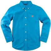 Chaps Toddler Boy Solid Oxford Button-Down Shirt