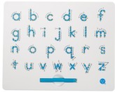 Kid o Magnetic Lowercase Alphabet Board