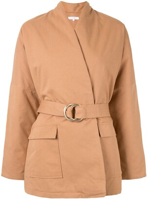 Venroy Wrap Jacket