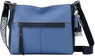 The Sak Alameda Leather Crossbody with Removable Tassel
