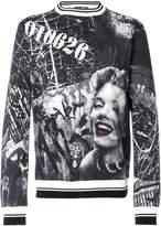Dolce & Gabbana photo print sweatshirt