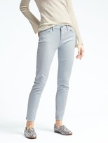 Banana Republic Light Blue Skinny Crop Jean