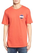 Hurley Men's Rolled Graphic T-Shirt