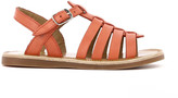 Pom D'Api Strap Leather Sandals