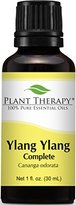 YLANG YLANG Plant Therapy Complete Essential Oil. 100% Pure, Undiluted, Therapeutic Grade. 30 ml (1 oz).