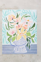 Lulie Wallace Flowers For Friends Print