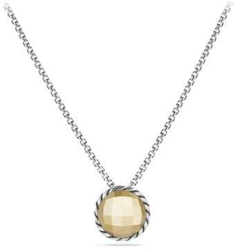 David Yurman Châtelaine Necklace With 18K Gold