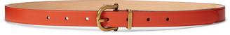 Ralph Lauren Leather Stirrup Belt