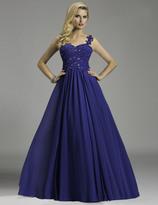 Lara Dresses - 32308 in Sapphire