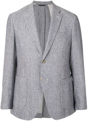 Durban Textured Tailored Blazer