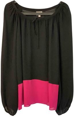 Parker Multicolour Silk Top for Women