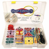 Asstd National Brand Elenco Snap Circuits Micro I Standard