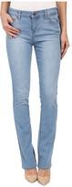 Liverpool Simone Contour 4-Way Stretch Denim Straight Leg Jeans in Lyra Light Indigo Stone