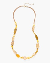 Chico's Dakota Single-Strand Necklace