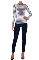 Classic Striped Tee - Long Sleeve