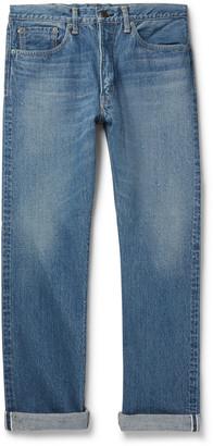 orSlow Original 107 Slim-Fit Selvedge Denim Jeans