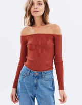 Sass Maeve Off-the-Shoulder Top