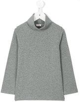 Il Gufo roll neck top - kids - Cotton/Spandex/Elastane - 2 yrs