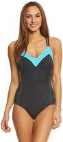 Reebok Women's Feelin' Flexible One Piece Swimsuit 8151512