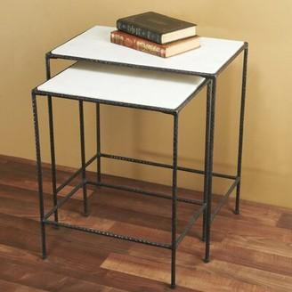 Interlude Newton 2 Piece Nesting Tables