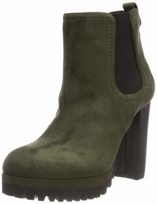 Buffalo David Bitton Canary Fabric Womens Ankle boots