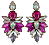 Suzanna Dai Cuzco Drop Earrings, Fuchsia