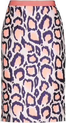 Mantu Knee length skirts