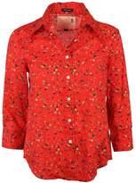 R 13 Exaggerated Collar Shirt