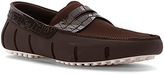 Swims Men's Penny Loafer Alligator