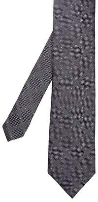 Ted Baker Slayer Checked Silk Classic Tie