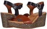 Rockport Lyla 2 Piece (Black Multi) Women's Sandals