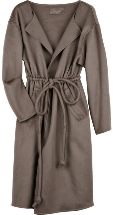 Halston Cashmere-blend coat