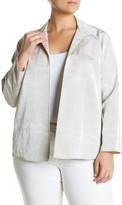 Lafayette 148 New York Zineb Jacket (Plus Size)