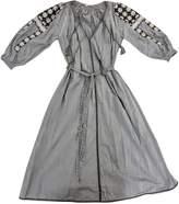 Ulla Johnson Blue Cotton Dresses