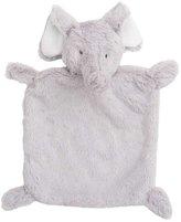 Elegant Baby Gray Elephant Blankie Buddy