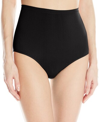 Ahh By Rhonda Shear Women's Natural Waist Seamless Panty
