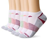 Saucony Women's 6 Pack Performance No-Show Sport Socks