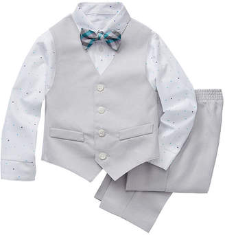 Van Heusen Boys 4-pc. Suit Set Toddler