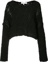 IRO Jena jumper - women - Cotton/Polyamide - XS