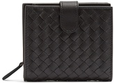 Bottega Veneta Intrecciato bi-fold leather wallet
