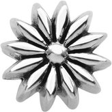 Persona Sterling Silver Spring Sunflower Charm fits Pandora, Troll & Chamilia European Charm Bracelets