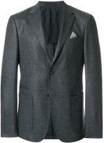 Z Zegna classic blazer - men - Cupro/Cashmere/Wool - 50