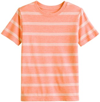 Boys 4-12 Jumping Beans Essential Striped Tee in Regular, Slim & Husky