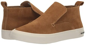 SeaVees 12/64 Huntington Middie (Camel) Women's Shoes
