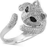 Effy Diamond Cat Ring (1-5/8 ct. t.w.) in 14k White Gold