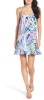 Women's Lilly Pulitzer Zanna Silk Slipdress