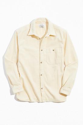 Urban Outfitters Big Corduroy Work Shirt