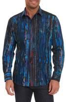Robert Graham Men's Kathleen'S Blues Classic Fit Print Sport Shirt